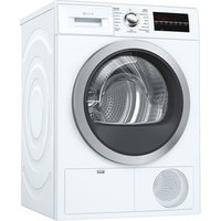 Neff R8580X3GB Freestanding 9kg Condenser Tumble Dryer in White