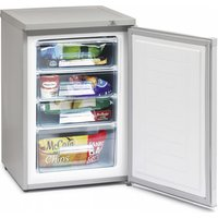 Iceking RHZ552AP2 55cm Undercounter Freezer in White 0 85m A Energy