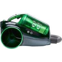 'Hoover Ru70ru15001 Rush Pets Bagless Cylinder Vacuum In Green 700w