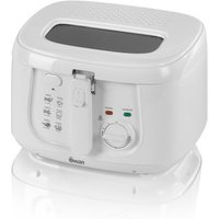 Swan SD6080N 2 5 Litre Fryer in White