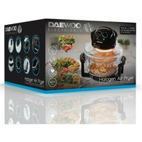 Daewoo SDA1032 DELUXE Halogen Low Fat Air Fryer 12 Litre 1300W