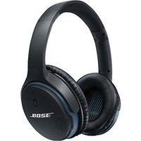 Bose SL AE II BK SoundLink MkII Around Ear Bluetooth Headphones in Bla