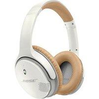 Bose SL AE II WH SoundLink MkII Around Ear Bluetooth Headphones in Whi