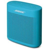 Bose SOUNDLKCIIBL SoundLink Colour Bluetooth Wireless Speaker II in Bl