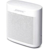 Bose SOUNDLKCIIWH SoundLink Colour Bluetooth Wireless Speaker II in Wh