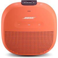 Bose SOUNDLKMICOR SoundLink Micro Bluetooth Wireless Speaker in Orange