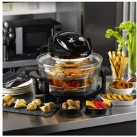 Tower T14001 Halogen Low Fat Air Fryer 17 Litre 1300W