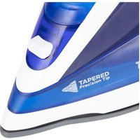 Tower T22008BLU 2 in 1 Cord Cordless Steam Iron in Blue