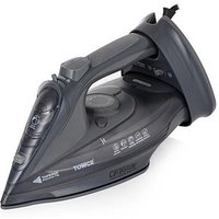 Tower T22008G 2 in 1 Cord Cordless Steam Iron in Grey
