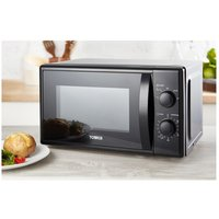 'Tower T24034blk Microwave Oven In Black 20 Litre 700w