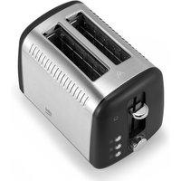 Buy Beko TAM7211B 2 Slice Toaster in Black - Sonic Direct