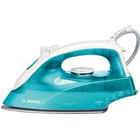 Bosch TDA2633GB Steam Iron in Turquoise and White 2200W