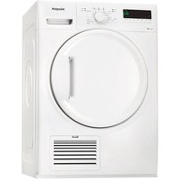 Hotpoint TDWSF83BEP 8kg Condenser Tumble Dryer in White S Drying B Rat