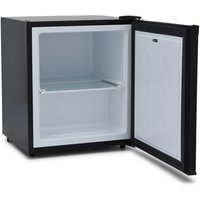 Iceking TF40K 48cm Table Top Freezer in Black 0 52m A Rated