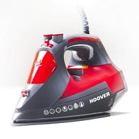 Hoover TIM2700A 2700W IronJet Steam Iron Ceramic Soleplate in Black