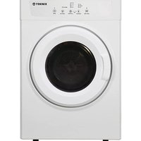 Teknix TKDV71W 7kg Vented Tumble Dryer in White C Rated