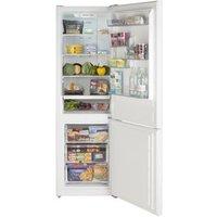 LEC TNF60188S Frost Free Fridge Freezer in Silver 1 88m 60cm A