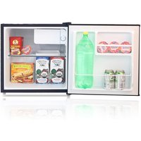 Teknix TTL1B Tabletop Fridge with Ice Box in Black 0 49m A Rated
