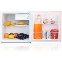Teknix TTL1W Tabletop Fridge with Ice Box in White 0 49m A Rated