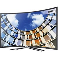 Samsung UE55M6320 55 Curved Full HD 900 PQI Smart LED TV in Dark Silve