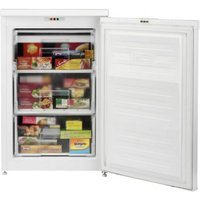 Beko UF584APW 55cm Undercounter Freezer in White 0 84m 85L A Rated