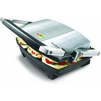 Buy Breville VST025 3 Slice Cafe Sandwich Panini Press in Stainless Steel - Sonic Direct