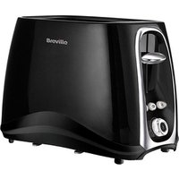 Buy Breville VTT361 Style Collection 2 Slice Toaster in Black - Sonic Direct