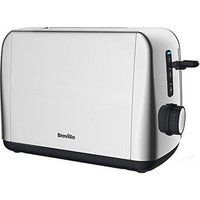Buy Breville VTT740 Outline Collection 2 Slice Toaster in Polished St Stee - Sonic Direct