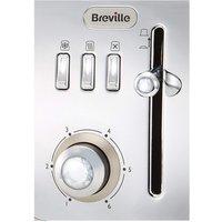 Buy Breville VTT847 Strata Luminere 2 Slice Toaster in Platinum - Sonic Direct