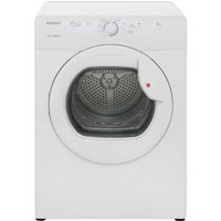 Hoover VTV591NC 9kg Vented Tumble Dryer in White Sensor Drying