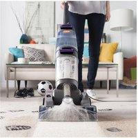Vax W86DPR Dual Power Reach Upright Carpet Cleaner in Grey 800W