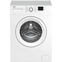 'Beko Wtk82041w Washing Machine In White 1200 Rpm 8kg C Rated
