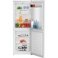 Zenith ZCS3552W 55cm Fridge Freezer in White 1 53m 142L 87L A Rated