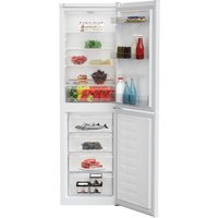 Zenith ZCS3582W Tall Fridge Freezer in White 1 82m A