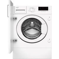 Zenith ZWMI7120 Fully Integrated Washing Machine White 1200rpm 7Kg A
