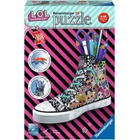 3D Puzzel - Sneaker L.O.L. Surprise (108 stukjes)