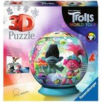 3D Puzzel - Trolls 2 (72 stukjes)