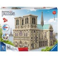 Ravensburger Notre Dame Parijs - 3D puzzel