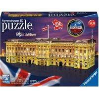 Ravensburger 3D puzzel Buckingham Palace London by night