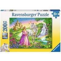 Ravensburger puzzel Prinses en paard