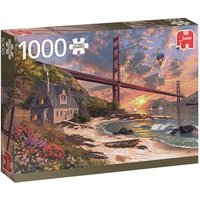 Golden Gate Bridge  puzzel