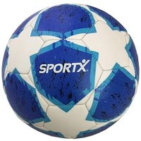 SportX - Voetbal Blauw Wit