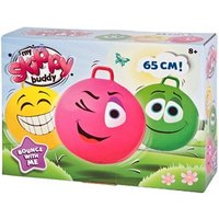 Skippy Buddy - Smiley Skippybal Geel