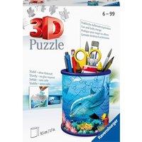 3D Puzzel - Pennenbak Onderwaterwereld (54 stukjes)