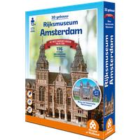 3D Gebouw - Rijksmuseum Amsterdam