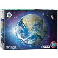Save the Planet! Our Planet Puzzel (1000 stukjes)