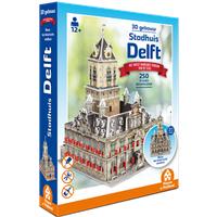 3D Stadhuis Delft