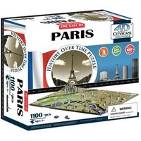 4D Paris city puzzel