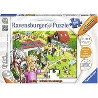 Ravenburger Tiptoi Manege puzzel