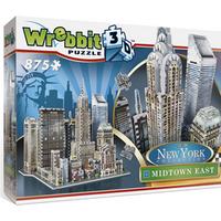 Wrebbit 3D Puzzel - New York Midtown East